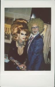 Ass, Polaroid, fotografie, Tessa de Geus, Utrecht, drag, queer,