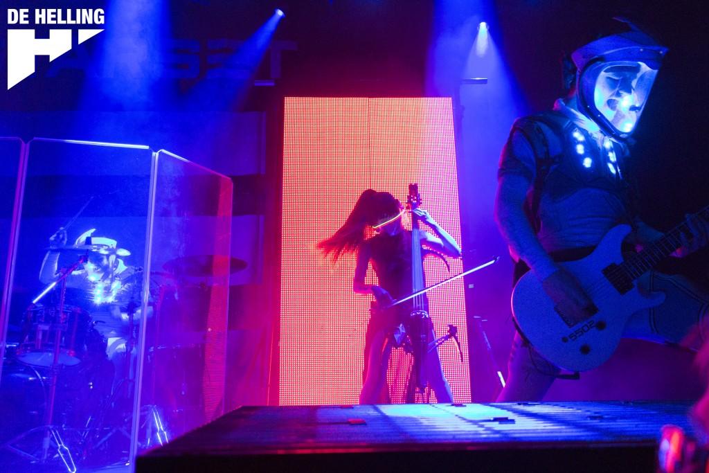 Starset, de Helling, Concertfotografie, Optredens, Fotograaf, Utrecht