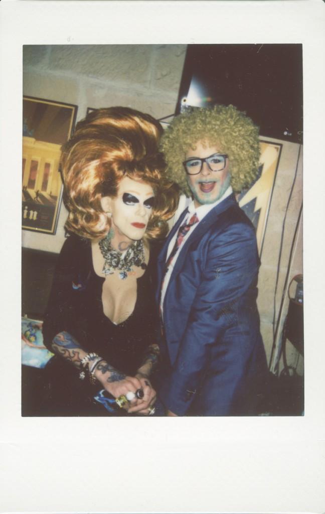Beyond gender, drag, dragqueen, Fotograaf, Canal pride, Pride, kafe kalf